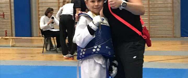 Sukces Wiktora Frydrychowicza w Mistrzostwach w  Taekwondo