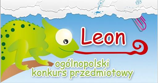 Jesienna edycja Ogólnopolskiego Konkursu Leon z języka angielskiego dla klas 1-3