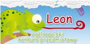 Wiosenna Edycja Ogólnopolskiego Konkursu Leon z języka angielskiego