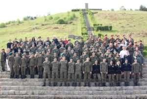 ZSM na konferencji klas mundurowych