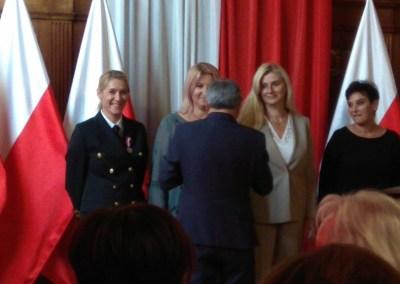 Odznaczenia i medale w ZSM