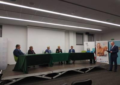 ZSM na Targach Edukacyjnych w Szczecinie