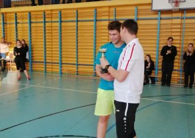Klasowe mistrzostwa ZSM o Puchar Dyrektora w piłce siatkowej
