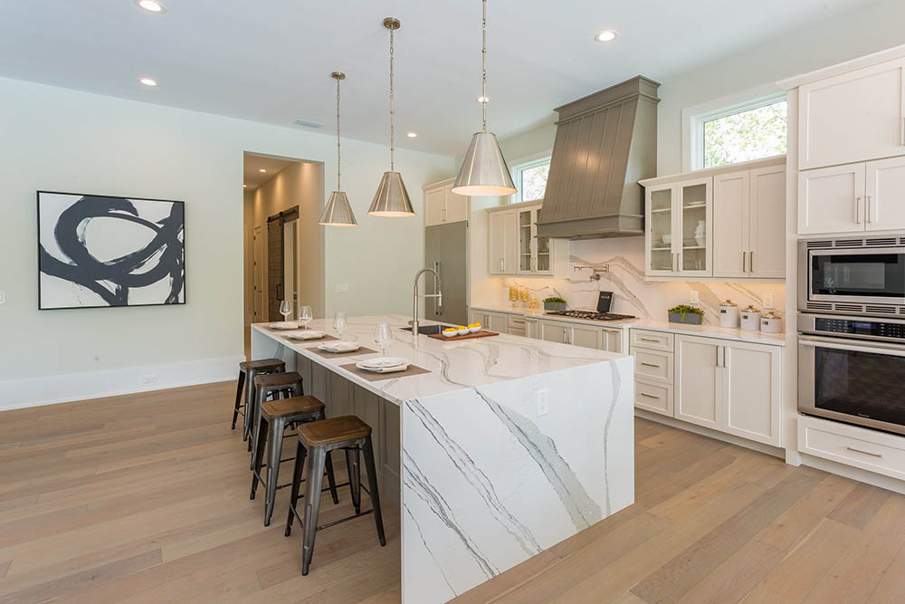 quartz kitchen countertops jars countertop looks like a natural stone but better slabs are made from engineered it s man product however the main ingredient crystals mined just granite and marble