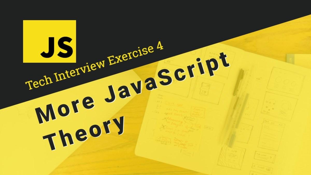 JavaScript Theory Quiz – Crack the ES6 Interview – Zsolt Nagy