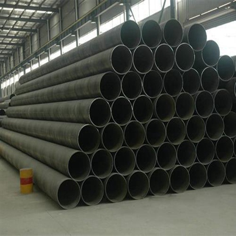 API 5L X60 std spiral welded tube for water   ZS Steel Pipe