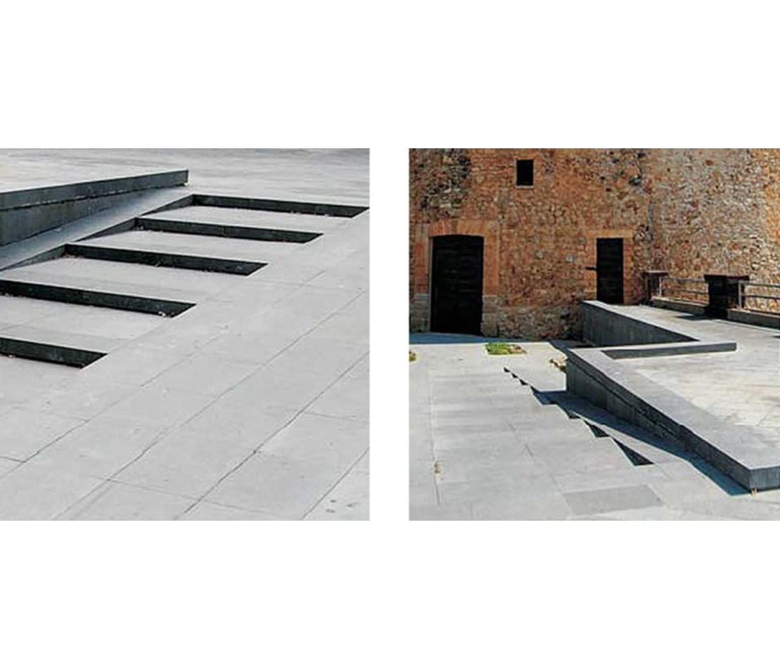 """Restauro Fortificazioni """"Torri di Sulis e di San Giacomo"""""""