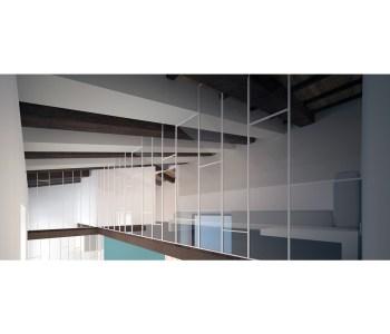 Arredamento e Architettura di Interni Casa in Centro Storico, via La Marmora