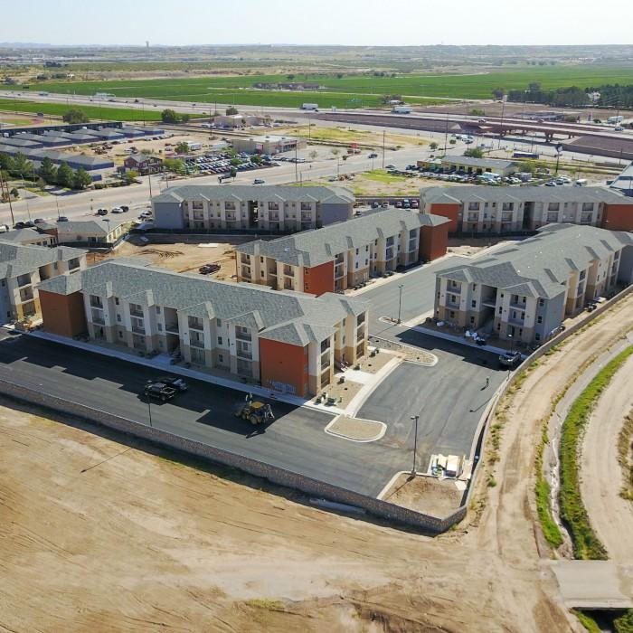 North Loop Apartments Project Partner: Exigo Architecture