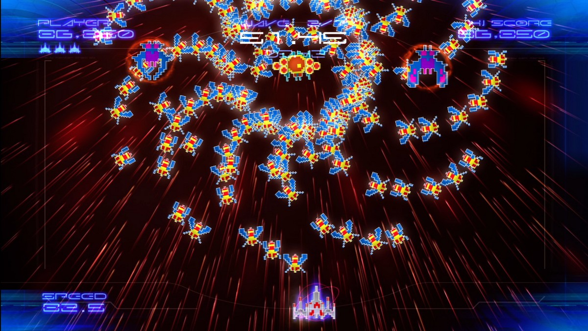 Galaga Legions DX Review  ZTGD