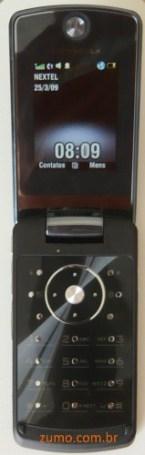Motorola i9 aberto