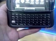 LG GW620: teclado com 5 linhas (yay!)