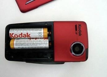 ZX1: baterias recarregáveis