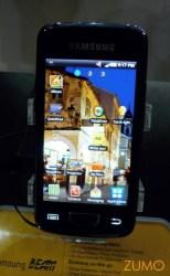 Mais menu Android