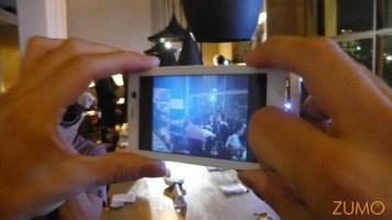 Modelo de mão @gustavobrigatto filma com um X10