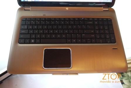 pavillion dv7 - teclado