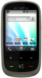 one touch 890 Steel Grey_Front