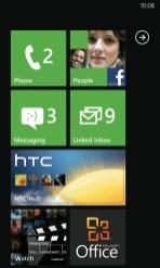 HTC Ultimate_tela principal