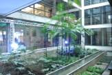 Detalhe do vão interno do SAP Labs