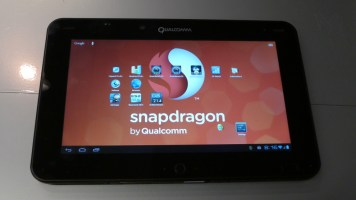 Tablet Qualcomm Snapdragon S4 Pro