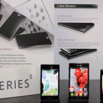 LG L Series: novos L3, L5 e L7
