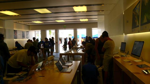 apple store - 14