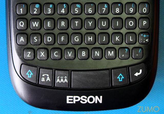 Epson_LW400_teclado