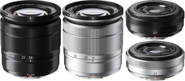Fujifilm_X-M1_objetivas