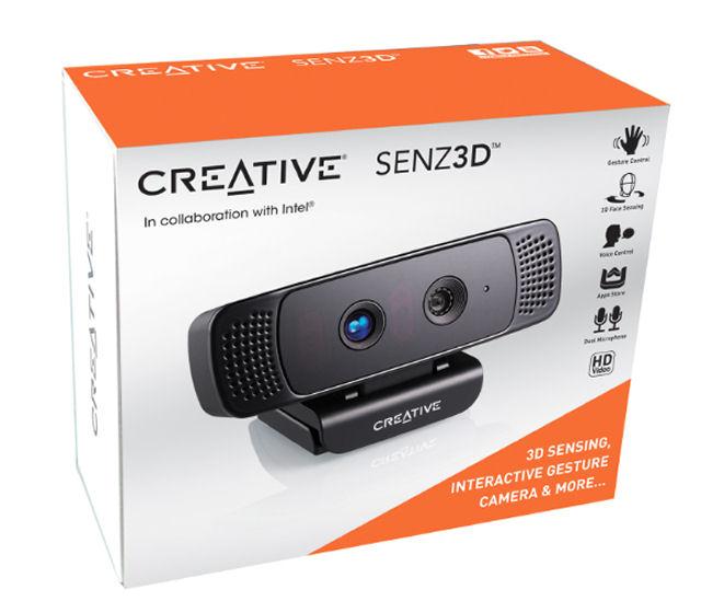 Creative-Senz3D