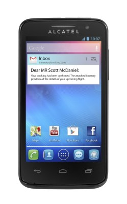 ONE TOUCH M'POP Black front V1.0