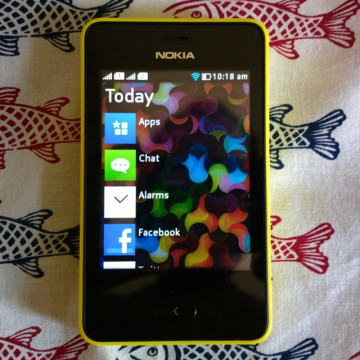 nokia asha 501 review - 2