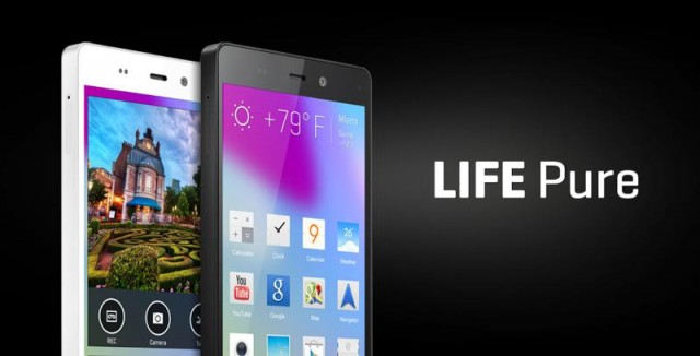 BLU PRODUCTS LIFE PURE