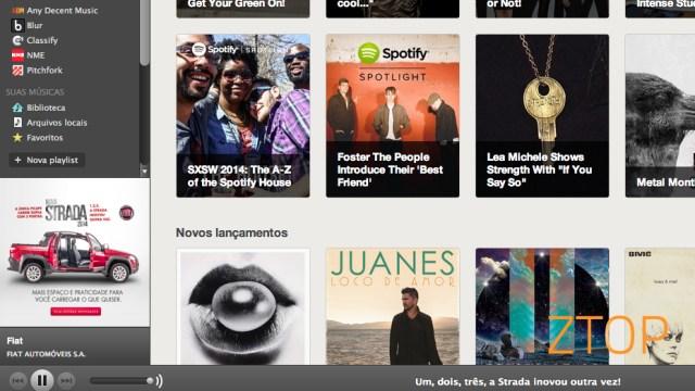 07 - Spotify Conta