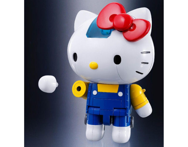 Chogokin_hello_kitty_punho_foguete