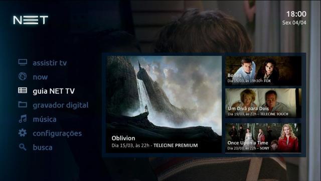 03 - Guia NET TV
