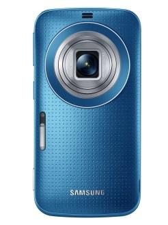 Galaxy K zoom_Electric Blue_02_Lens open