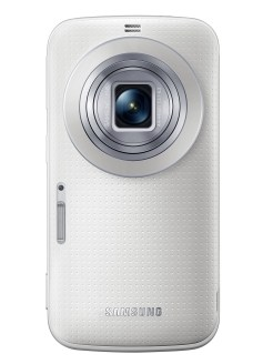 Galaxy K zoom_Shimmery White_02_Lens open
