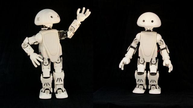 Gadget do Dia: Jimmy the Robot (ou o PC ambulante da Intel)