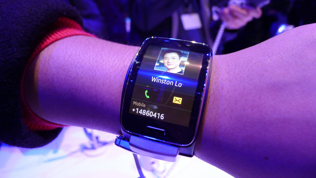 samsung galaxy gear S - 9