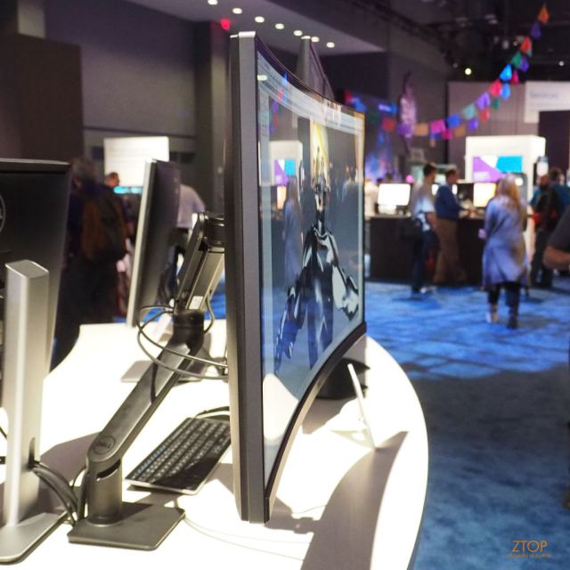 DellWorld14_curved_monitor2