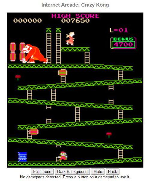 Internet_arcade_Crazy_Kong