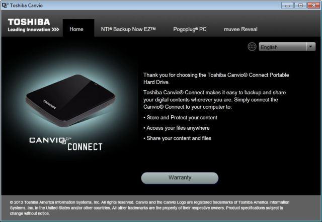 Toshiba_Canvio_software_installer