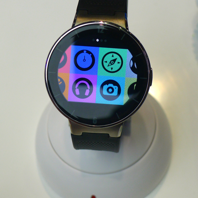 alcatel onetouch watch -11