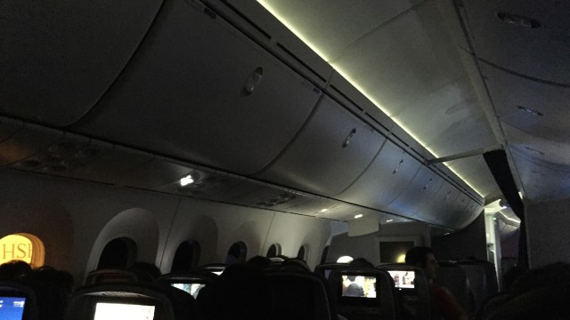 united 787  - 24