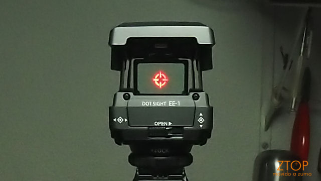 Olypus_EE1_dot_sight_on
