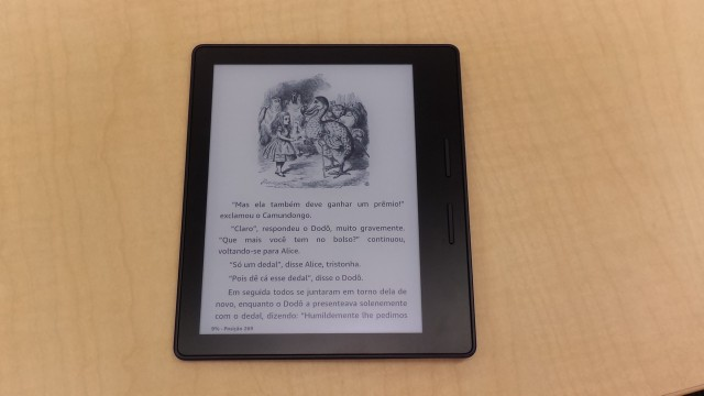 amazon kindle oasis - 24