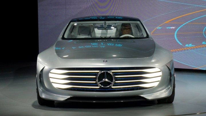 Mercedes CES Asia - 1