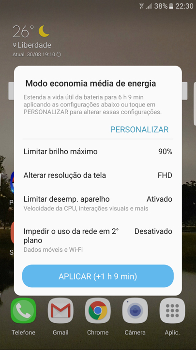 Samsung Galaxy Note 7 screen - 10