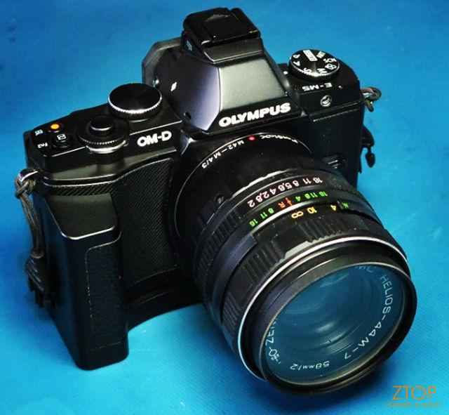 """c6973fb19945c ... um maior controle sobre a cena e o visual que algumas delas produzem (a  chamada """"personalidade"""" da lente) também é algo que muitos usuários  apreciam."""