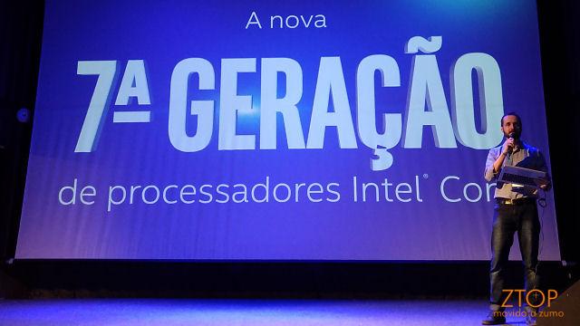 Que O Otimismo O Desperte Com A Disposição Certa Para Um: Intel Anuncia O Core Ix De Sétima Geração No Brasil